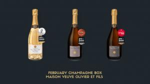 February Champagne Box
