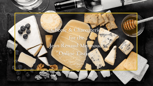 Online Cheese and Wine Tasting