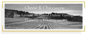 Online Wine Tasting Cheese