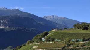 Valais slopes