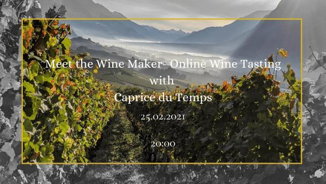 vineyard in Valais